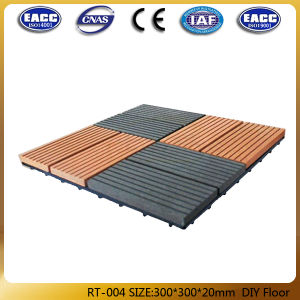 Outdoor WPC Tiles Rt-004