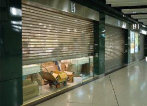 Commercial Galvanized Steel Roller Shutter Door pictures & photos