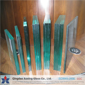 6.38mm Color/Clear Sandwich Glass /Laminated Glass/Pair Glass with Ce pictures & photos
