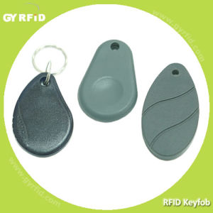 ABS Keychain with RFID Chip Kea18 (GYRFID) pictures & photos