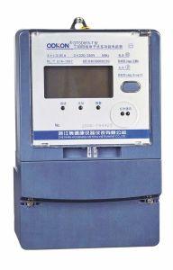 Three-Phase Static Multifunctional Watt-Hour Meter (DTSD855/DSSD855)