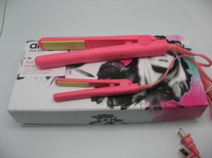 Dual Mini+Maxi Hot Pink Styler Set