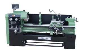 CJ6250C Big Hole High Speed Precision Lathe pictures & photos