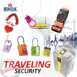 Tsa Approved Pad Lock Made in Taiwan pictures & photos