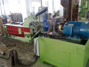 Hydraulic Waste Metal Baler for Recycling (Y81Q-135A) pictures & photos