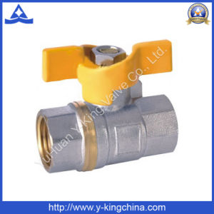 Forged Brass Sanitary Water Ball Valve (YD-1024) pictures & photos