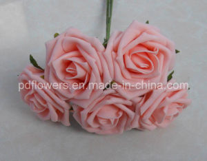 Medium Foam Rose Bunch