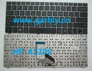 Us Black Laptop Keyboard for HP Probook 4320s Aesx7u00210 pictures & photos