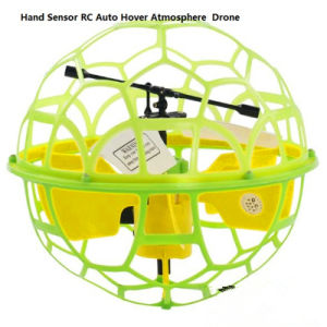 Hand Sensor RC Atmosphere Axis Drone with Controller pictures & photos