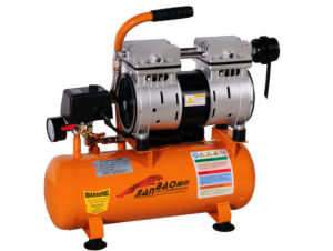 Silencing Oil Free Air Compressor