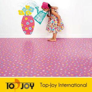 Kindergarten School PVC Vinyl Flooring (LY-2210)