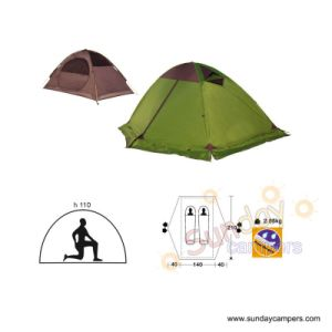 Camping Tent (SCC-709) 2-3 Person Tent pictures & photos
