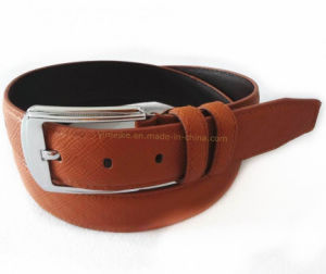 2014 Latest Fashion PU Men Belt pictures & photos