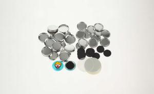 Diameter 25mm Rubber Magnet Button pictures & photos