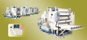 SGS Approved Hand Towel Paper Machine (HZ-3Z-N)