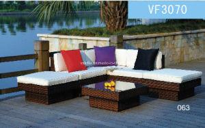 Garden Furniture Rattan Wicker Corner Suite pictures & photos