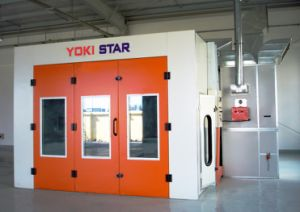 Ce Paint Booth Spray Booth Booth Industrial Motorcycle by Yokistar pictures & photos
