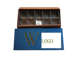 High Quality Attractive Design Chocolate Paper Box (YY-C0066) pictures & photos