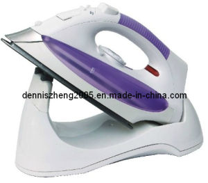 1800-Watt Cordless Steam/Dry Iron, Cordless Electric Quick Charge Steam Iron