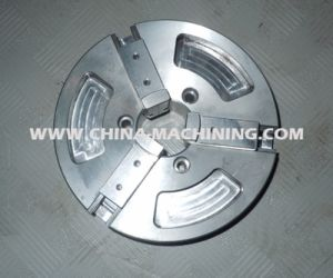 Metal Manufacturing Aluminium Part