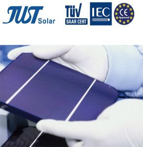 Chinese 5 Inch Mono Solar Cell with Lowest Price pictures & photos