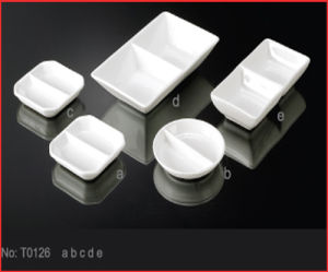 White Porcelain Table Asseccories