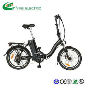 Electric Foldable Bike City E-Bicycle En15194 pictures & photos