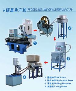 Manufacturing Equipment for Bottle Caps (LPEQ001)