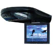 8.4 inch in-Car Flip-Down LCD Monitor (K-850D)