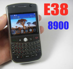 8900 Appearance WiFi Java TV Mobile Phone With Trackball (E38 / 8900)