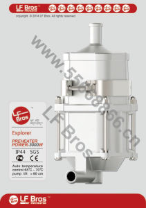 Engine Preheater (14TS-8006)