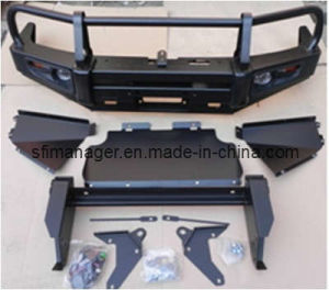 Rear Bumper, Bumper Bar for Toyota Prado Fj