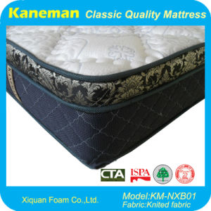 Luxury Bedroom Furniture Spring Mattress pictures & photos