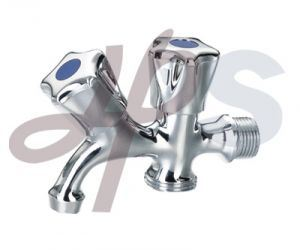 Brass Washing Machine Tap (BK06) pictures & photos
