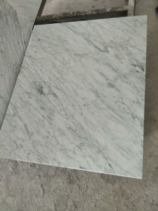 Italian Marble Tile Bianco Carrara White Marble Tile pictures & photos