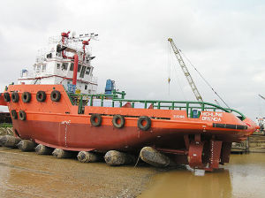 CCS Ship Launching Bladder for Ship Launching and Salvage pictures & photos