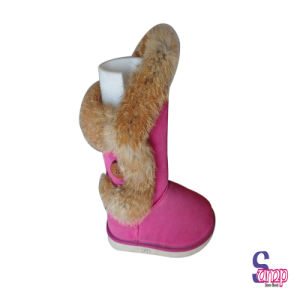 Fashion Fur Boots for Lady Snow Boots