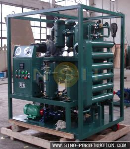 Sino-Nsh Portable Transformer Oil Reprocessing Equipment (VFD)