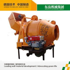 Jzc Construtcion Machine Concrete Mixer pictures & photos