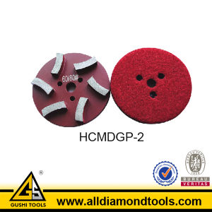 Metal Bond Floor Polishing Pad pictures & photos