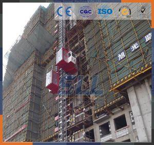 China Passenger Hoist/Battery Powered Hoist/Hoist Platform pictures & photos