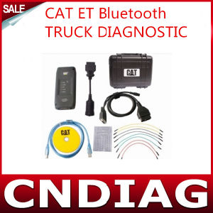 New Released Cat Caterpillar Et Wireless Diagnostic Adapter with Bluetooth