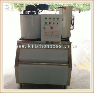 Commercial Ice Flake Machine for Fish (KC-0.5T 1T)