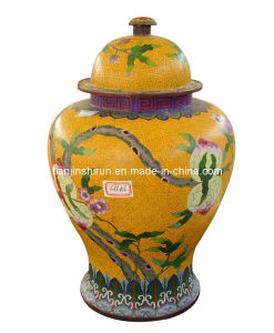 Cloisonne Pot (CH101) pictures & photos