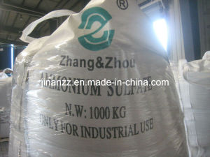 Crystalline Ammonium Sulphate (N 21%) (caprolactam grade) (accept SGS or BV inspection) pictures & photos