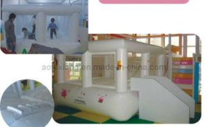 Children′s Indoor Playground Equipment-Inflatable Castle (JW-1113)
