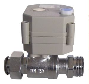 Motorized Actuator Ball Valve (T20-N2-B) pictures & photos