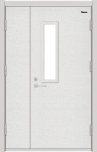 Woode Fire Door with CE Certification