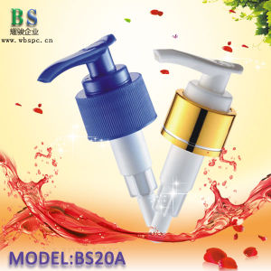 Liquid Soap Hand Wash Lotion Dispenser Pump for Cosmetics Packaging pictures & photos