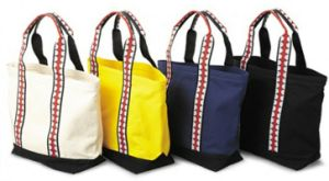 Long Handle Cotton/ Canvas Promotional Bag (FLY-MB03) pictures & photos